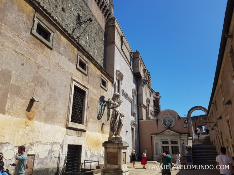 castelo sant'angelo roma