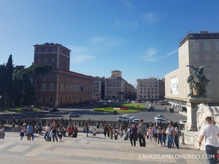piazza venezia roma