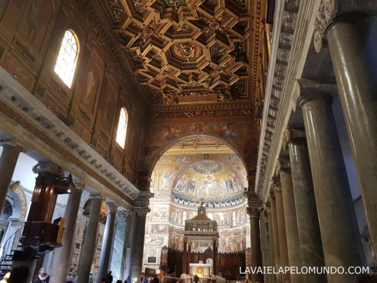 basilica de trastevere