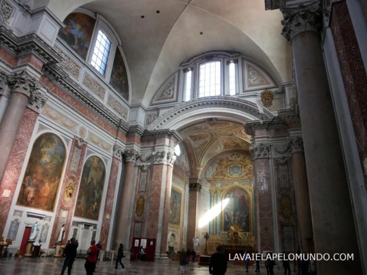basilica dei martiri roma
