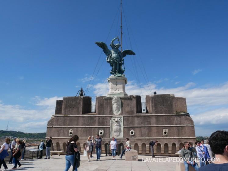 castelo de sant'angelo roma