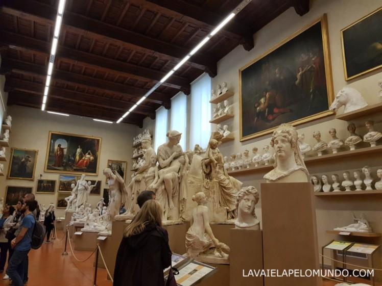 galleria dell'accademia florença