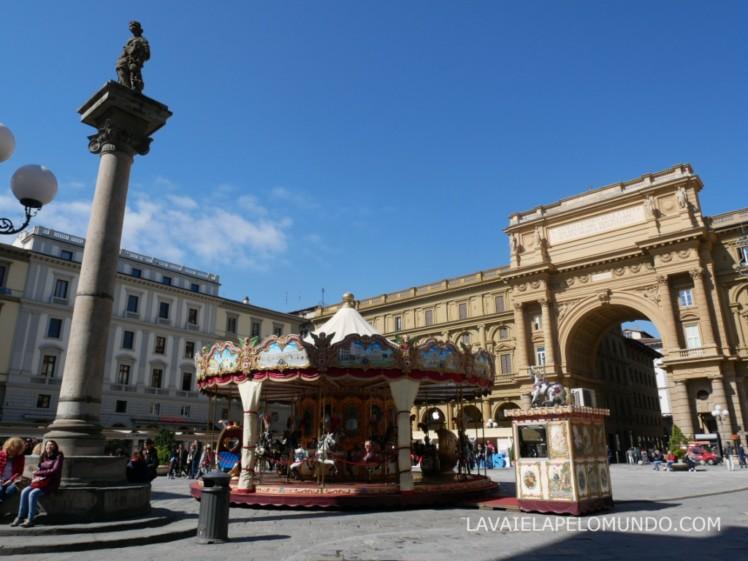 praça da república florença