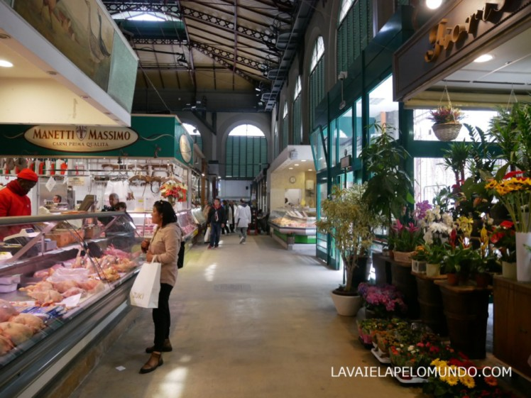 mercato di san lorenzo florença