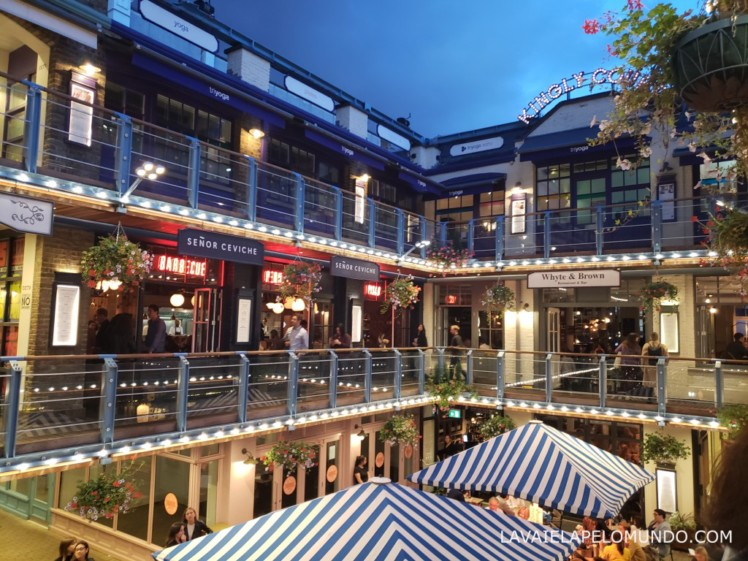 Kingly Court londres