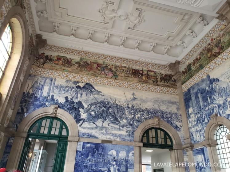 estação são bento porto portugal