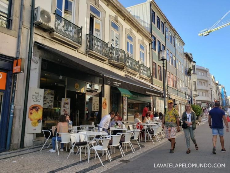 rua santa catarina porto- portugal