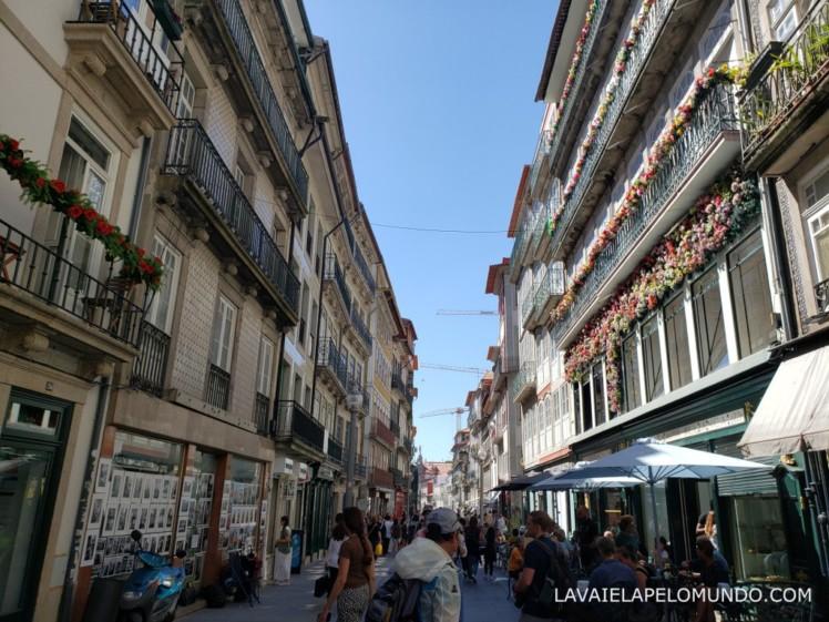 rua das flores porto