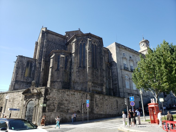 Igreja de São Francisco Porto Portugal