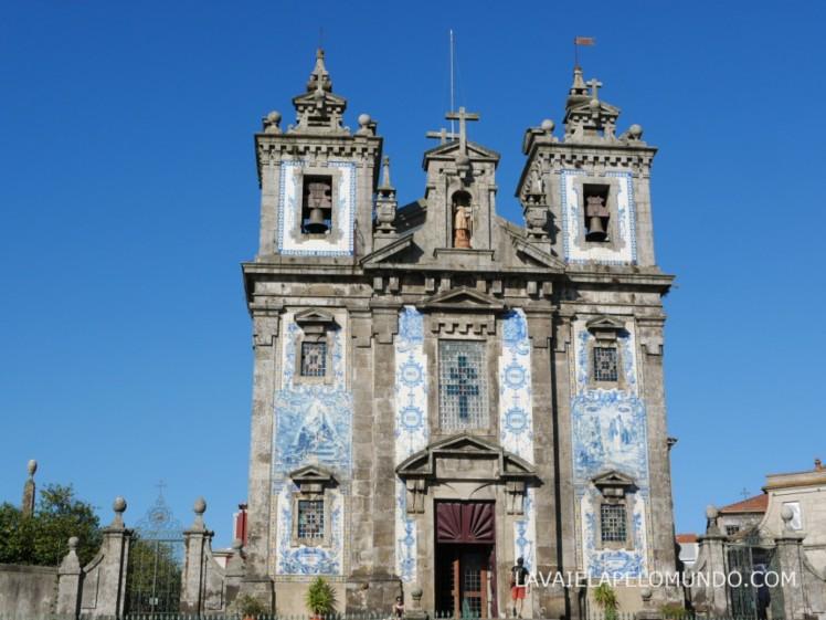 Igreja de San Ildefonso porto