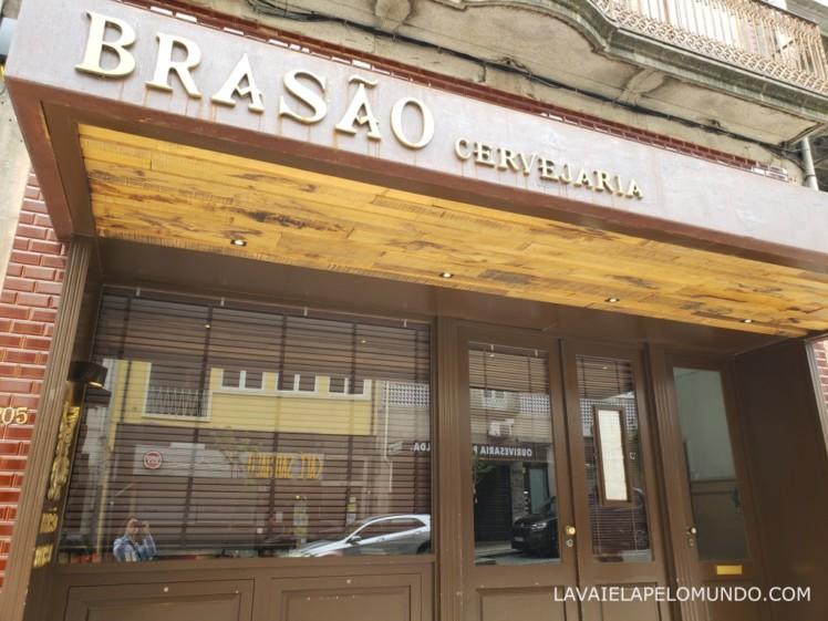 restaurante o brasão porto