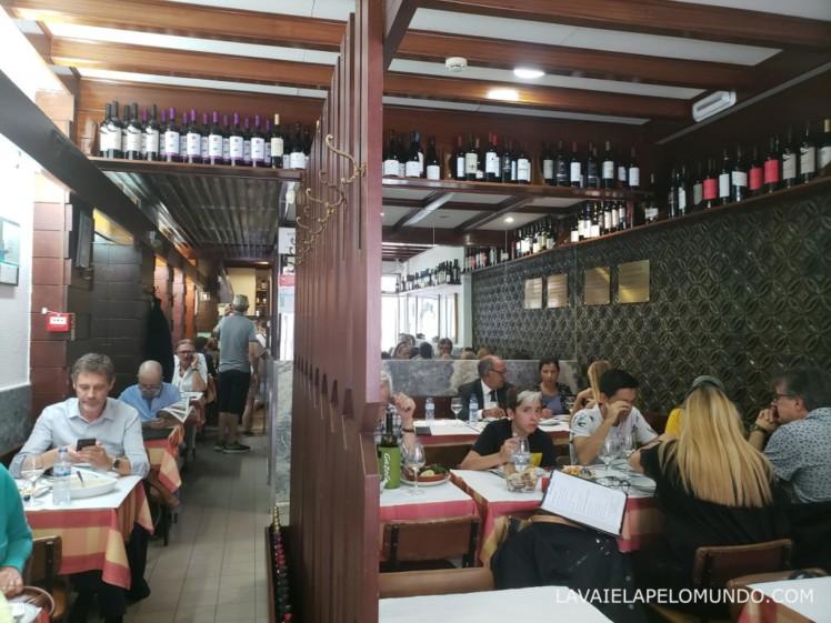 restaurante o buraco em porto portugal