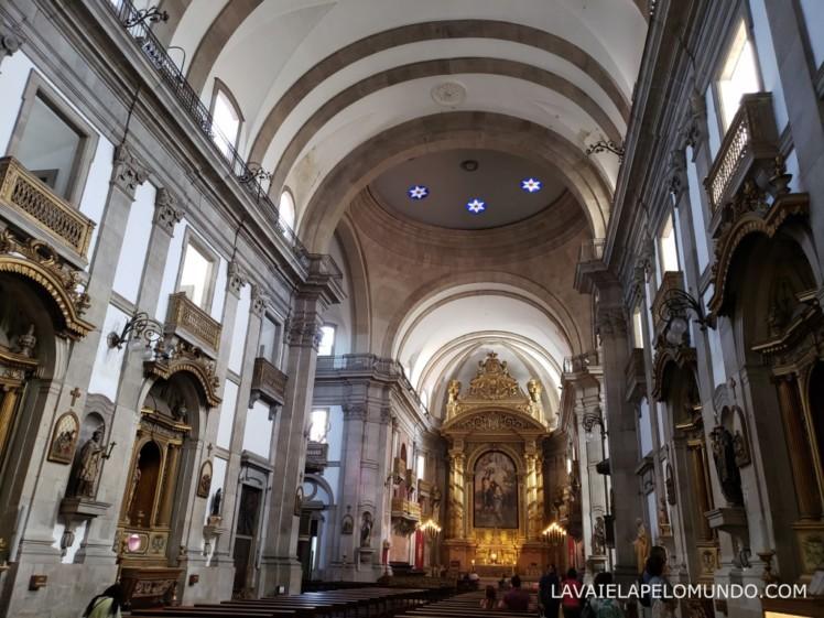 igreja da trindade porto portugal