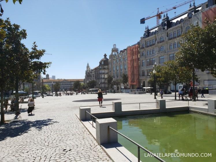 praça general humberto delgado porto