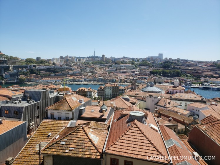 miradouro da vitória porto portugal